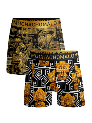 Men 2-pack boxer shorts Mayans