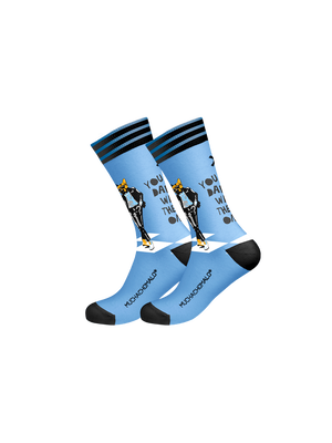 Men 1-pack socks Billy Jean