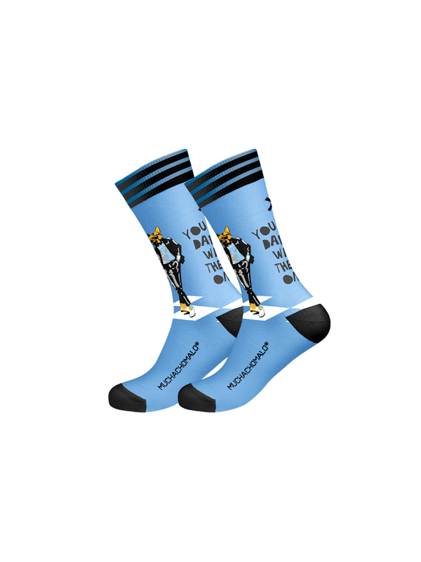 Men 4-pack socks Pattern