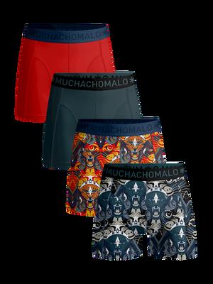 Boys 4-pack boxer shorts Jaguar