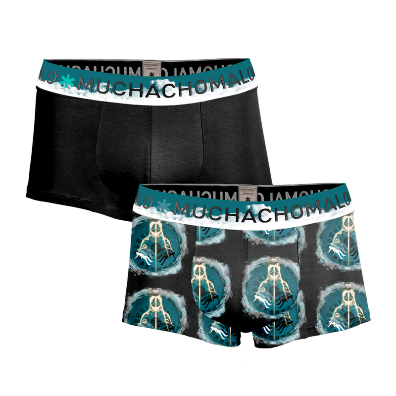 Men 2-pack trunks Transcended