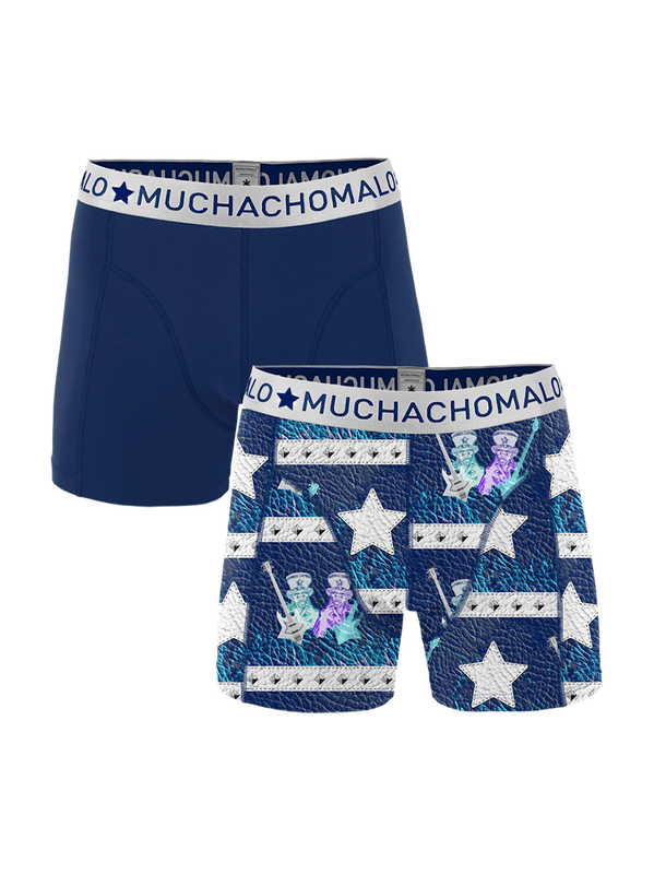 Men 2-pack shorts Funkadelic 1