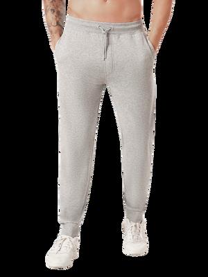Heren sweatpant grijs