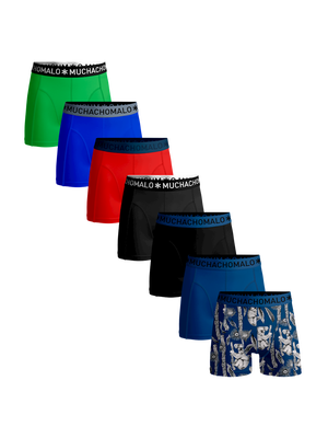 Men 7-pack boxer shorts Koala + solid
