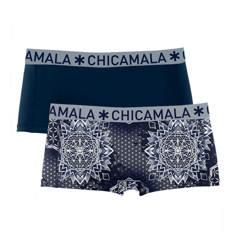 Girls 2-pack short Chakra