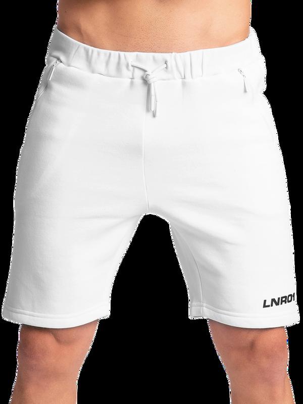 Men sweatshort LNR white