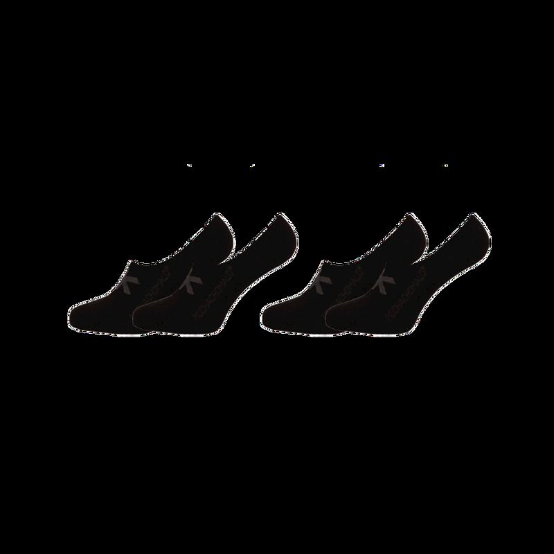 2-PACK SHORT SOCKS SOLID/SOLID