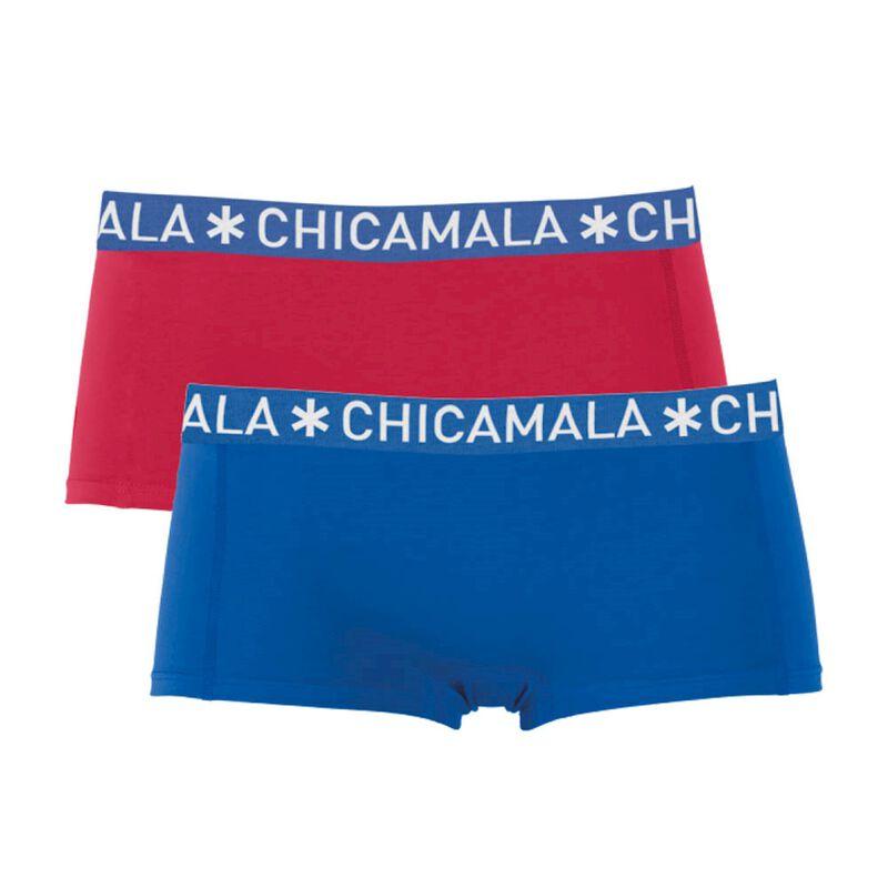 Girls 2-pack Boxershort Solid