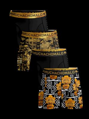 Men 4-pack boxer shorts Mayans