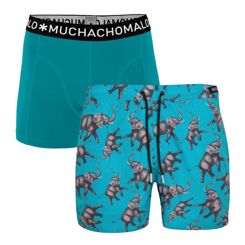 Boys swimshort Elephant