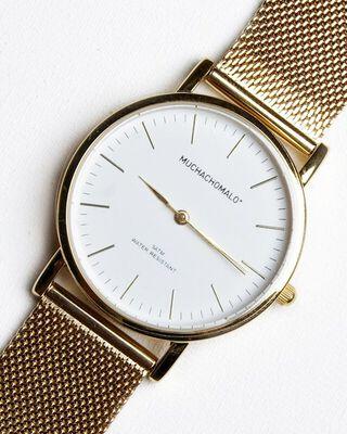 Gold Muchachomalo watch 2