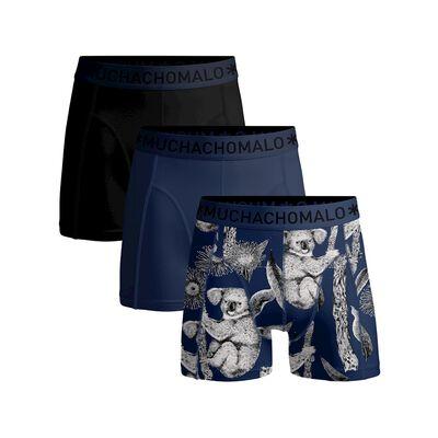 Heren 3-pack boxershorts Koala