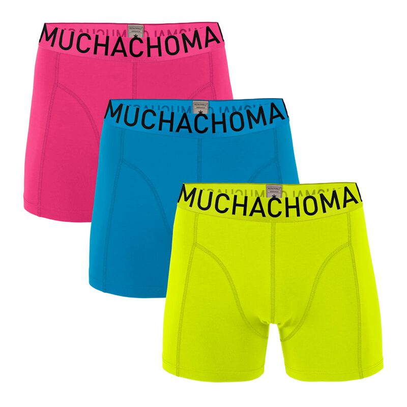 Boys 3-Pack Boxer Short Solid/Solid/Solid