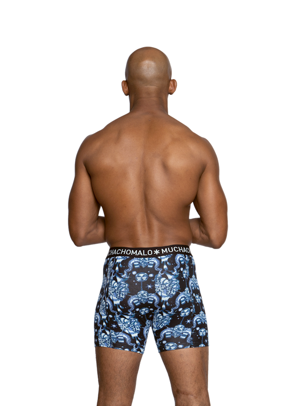 Men 2-pack shorts Climate Change 4