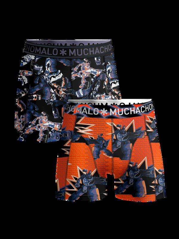 Men 2-pack shorts Gadgets 1