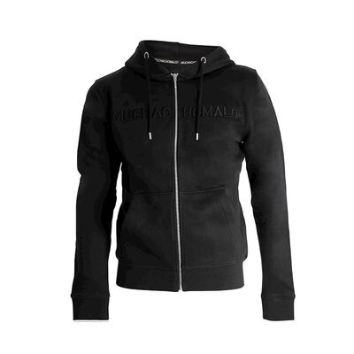 Heren Hoodie Jacket Zwart