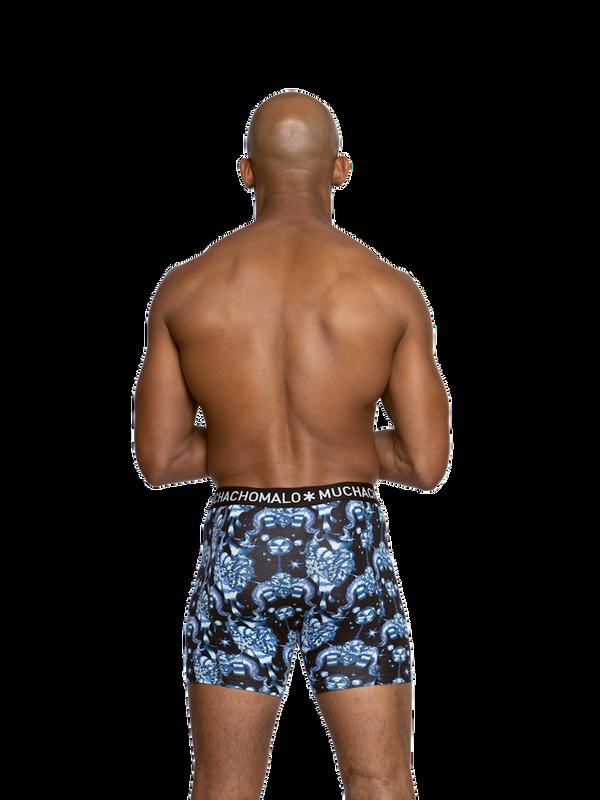 Men 2-pack shorts Climate Change 4