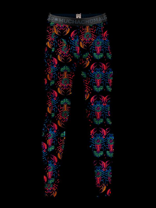 Boys 1-Pack Lobster Longjohn print