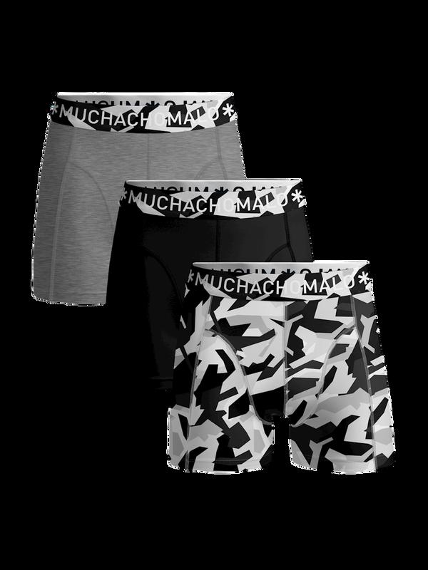 Men 3-pack short Duche