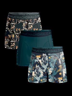 Men 3-pack boxer shorts Samurai
