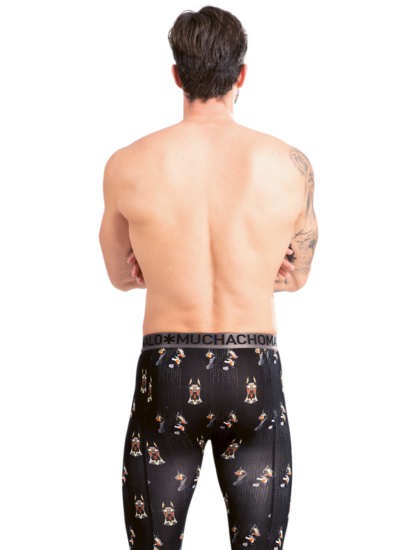 Men 1-Pack Longjohn print 3