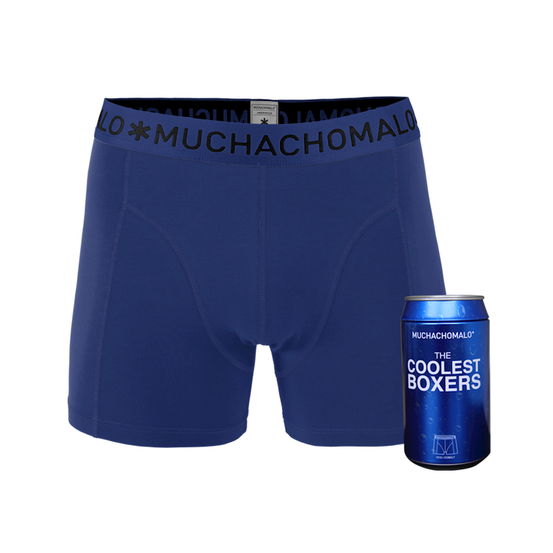 Men 1-pack short cobalt 1