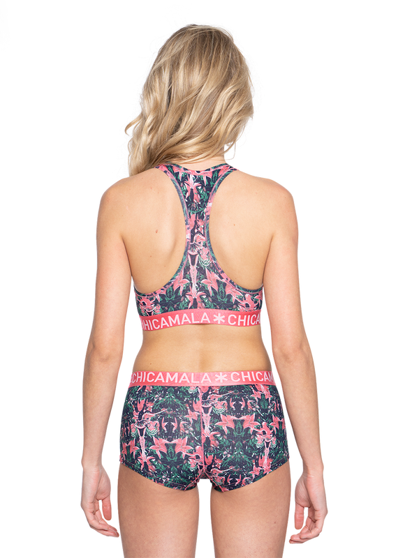 Ladies 2-pack short BCORE