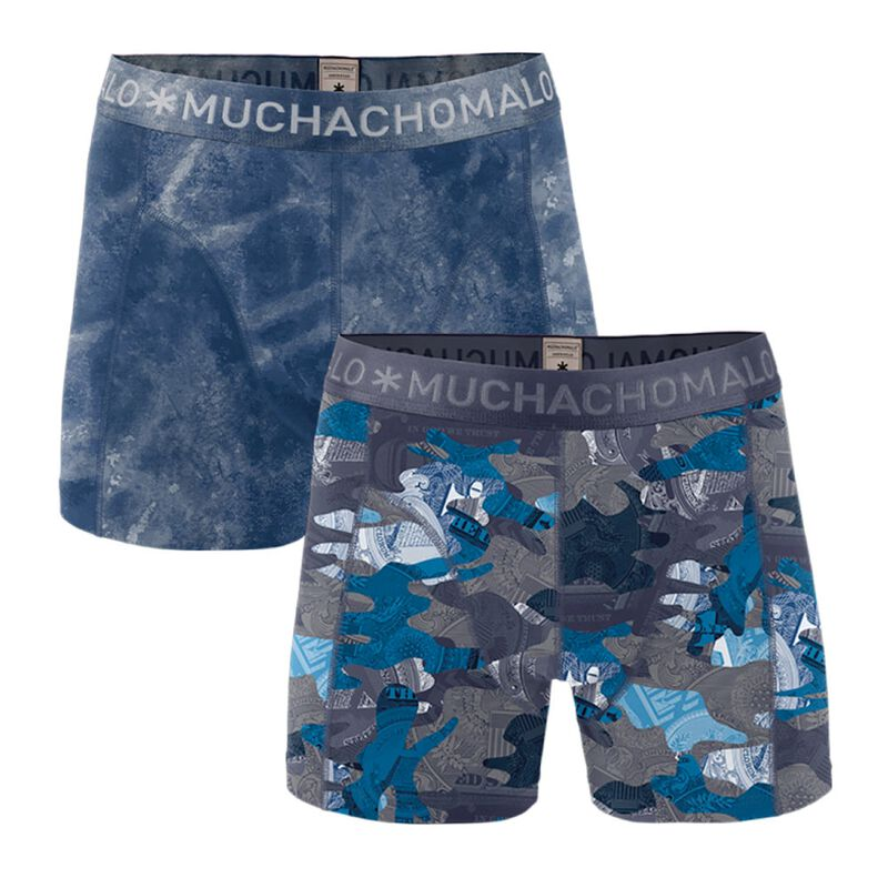 Men short 2-pack hustler 1