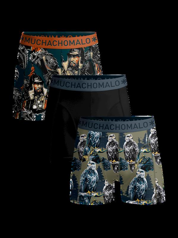 Boys 2-pack shorts Mongolian