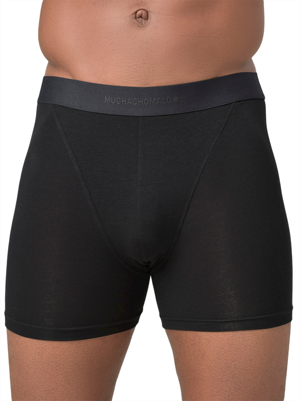 MEN 2-PACK PIMA COTTON SOLID 5