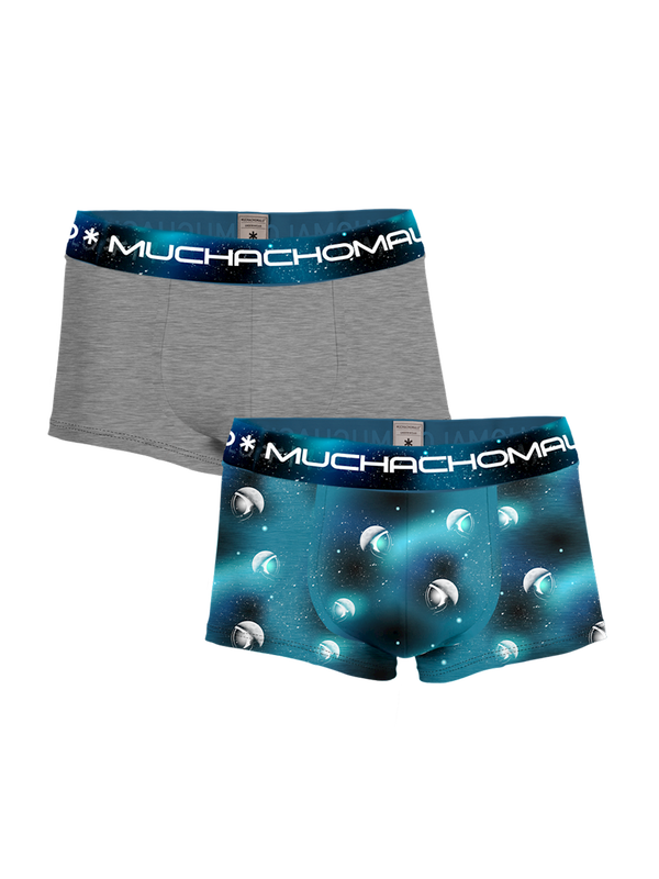 Men 2-pack trunk Man on the Moon 1