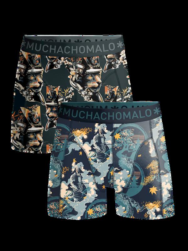 Boys 4-pack shorts Samurai
